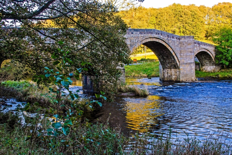 Bolton Abbey - Barden Bridge