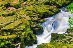 Bolton Abbey - Middle Strid Close Up