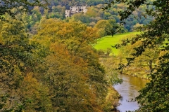 Bolton Abbey - Turners Barden View