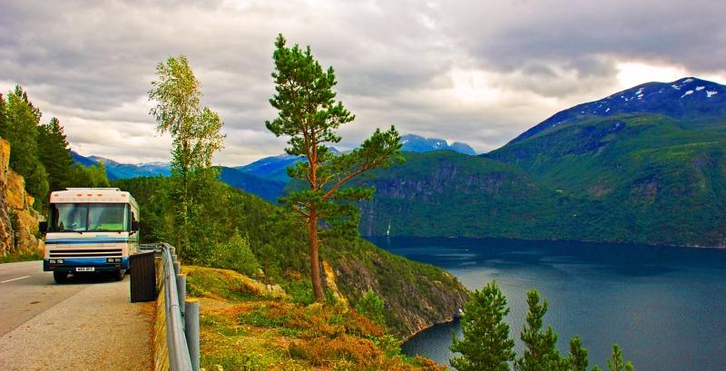 Winni in Norway
