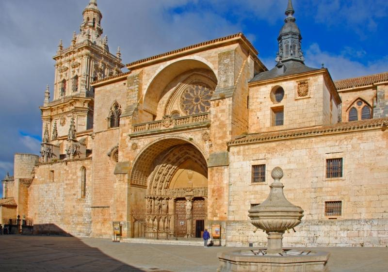 El Burgo de Osma Cathedral