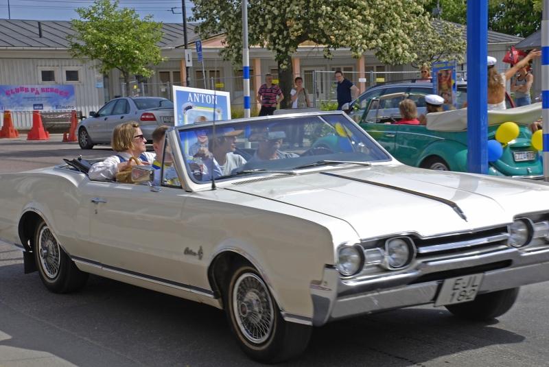 Hudiksval-Motorcade