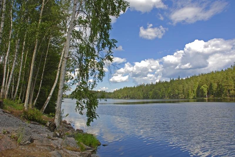 Katrineholm-Lake