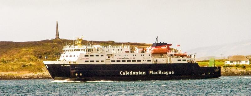 Caledonian MacBrayne Clansman