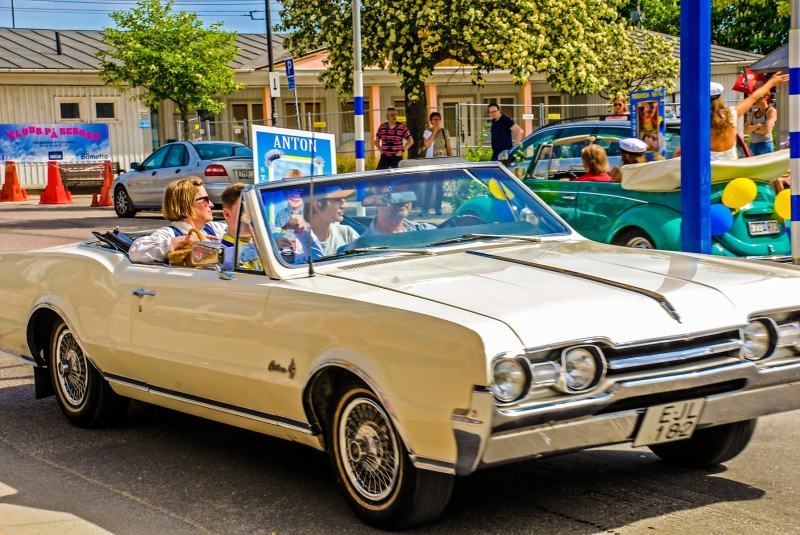 Hudiksval Motorcade