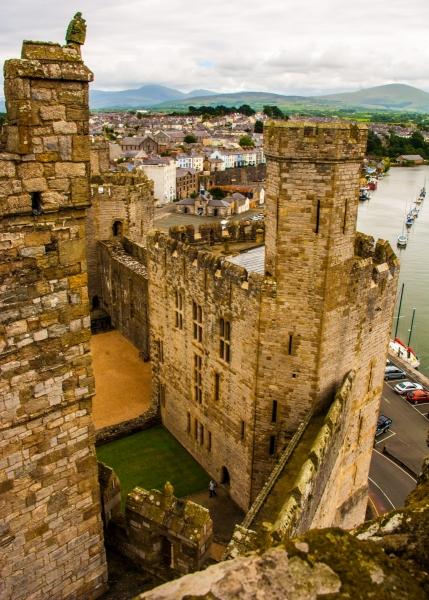 Queen's Tower, Caernafon