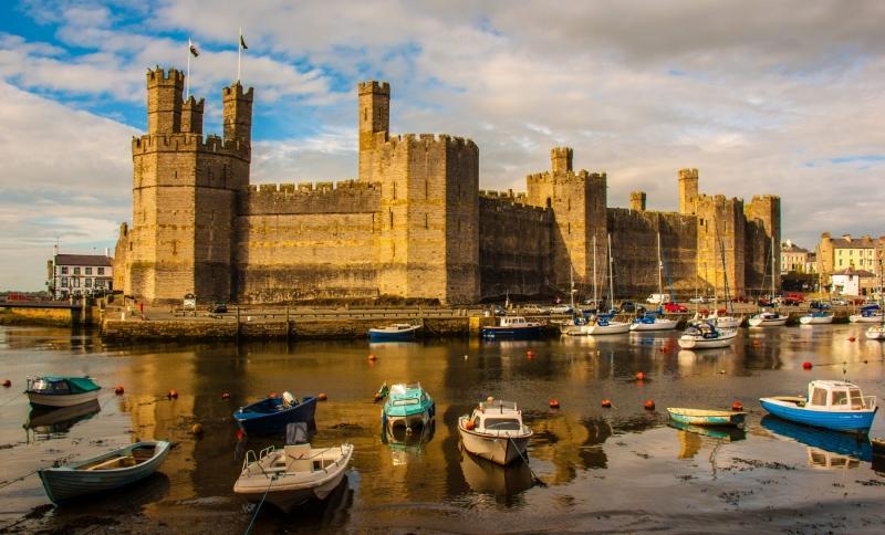 Caernafon Castle
