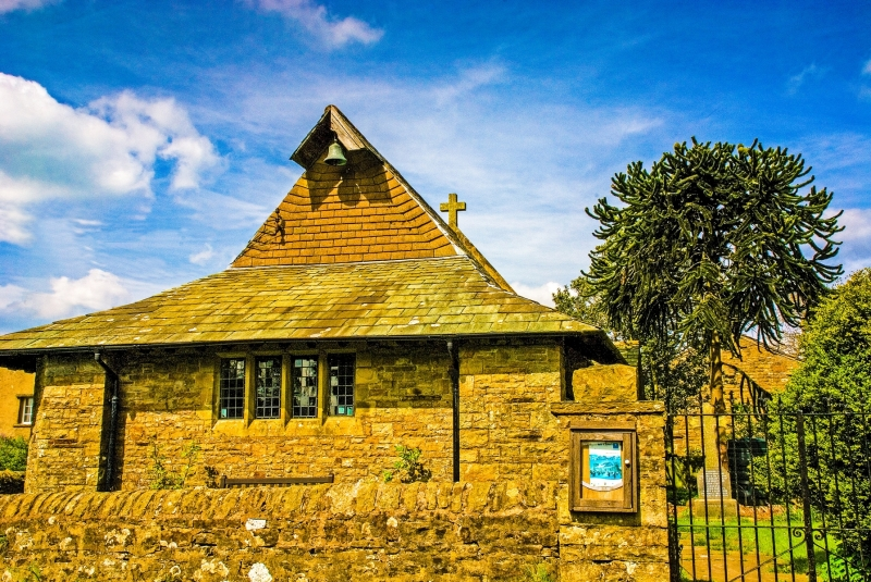 Stalling Busk Church